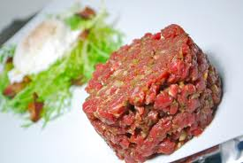 Steak tartare 300g